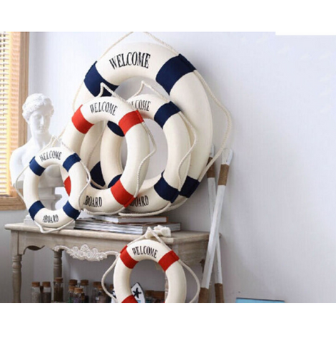 Foam Home Decor Nautical Decorative Life Ring