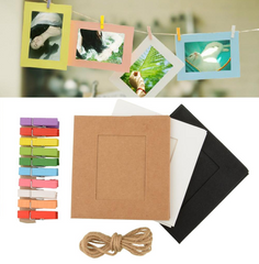 10X Paper Photo Frame