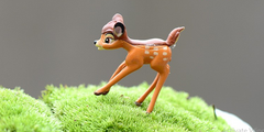 Mini Sika Deer Fairy Garden Miniature