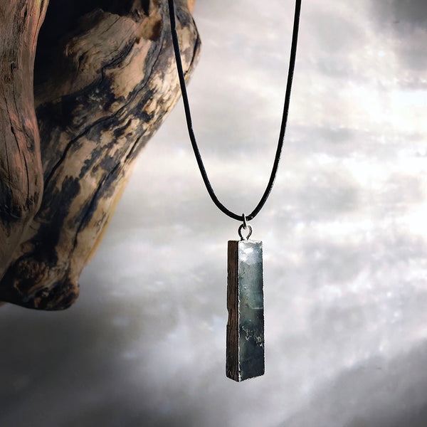 labradorite necklace for him