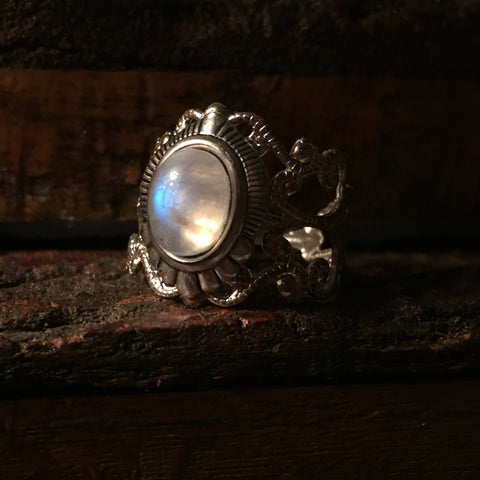 irissa moonstone ring