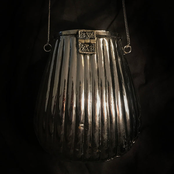 art nouveau metal bag