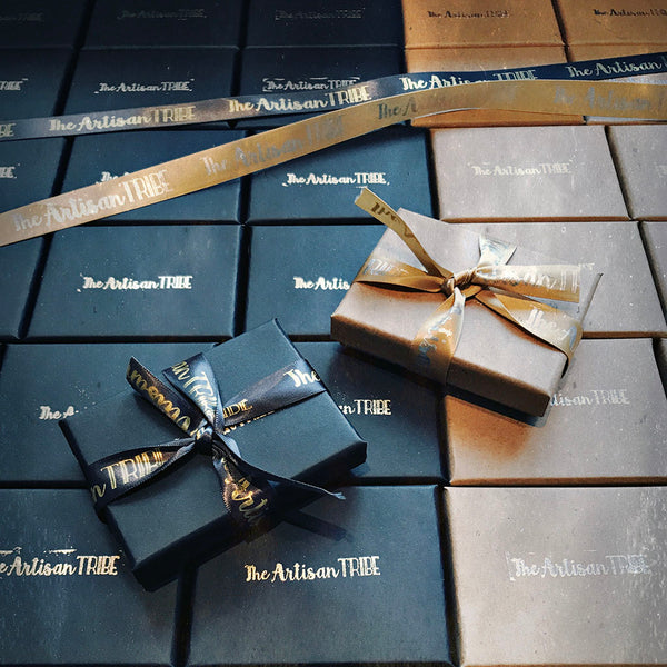 the artisan tribe luxury gift wrap