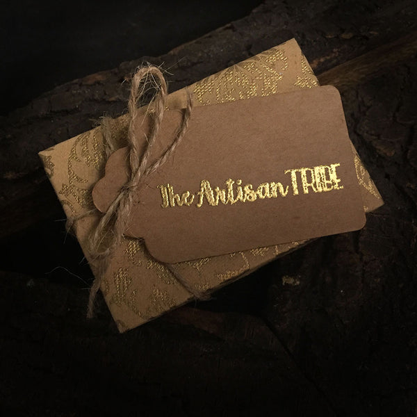 the artisan tribe packaging