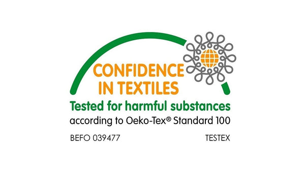 Successfully tested for non harmful substances