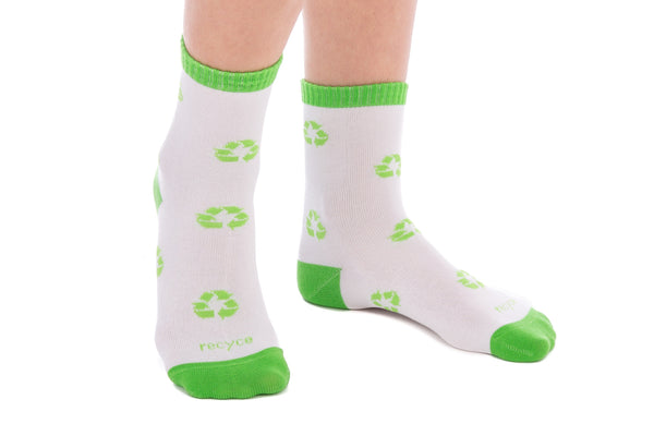 1 PAIR - Recycle Bamboo Socks