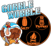 Gobble Wobble: Salt & Pepper