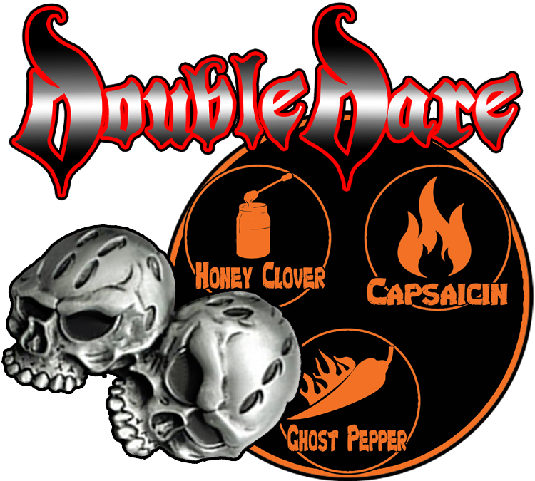 Double Dare: Ghost Pepper BBQ