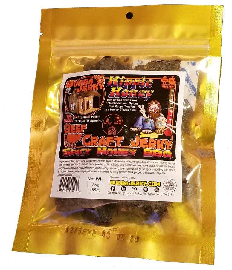 Hippie Honey: Spicy Honey BBQ
