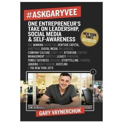 # AskGaryVee: One Entrepreneur's Take on Leadership Social Media and Self Awareness (Hardcover)-Books-sanapalas