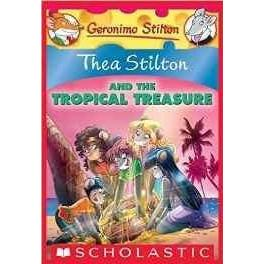 #22 Thea Stilton and the Tropical Treasure Paperback – 1 Dec 2015-Books-sanapalas