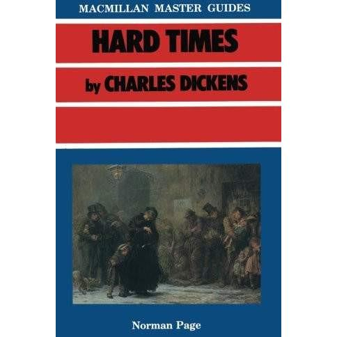 """Hard Times"" by Charles Dickens (Master Guides)-Books-sanapalas"