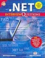 .Net Interview Questions W/Cd (Paper Back)-Books-sanapalas