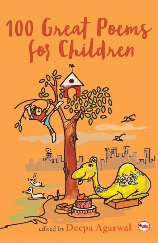 100 Best Poems for Children by Deepa Agarwal-Books-sanapalas