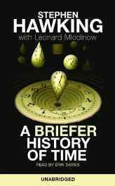 A Briefer History of Time Audio Cassette – Audiobook Unabridged Import-Books-sanapalas