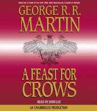 A Feast for Crows (A Song of Ice and Fire) Audio CD – Audiobook Unabridged Import-sanapalas