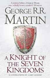 A Knight of the Seven Kingdoms Hardcover – 19 Oct 2015-sanapalas