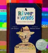 A River of Words: The Story of William Carlos Williams Hardcover – 27 Aug 2008-sanapalas