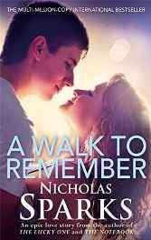 A Walk To Remember Paperback – 4 May 2006-Books-sanapalas