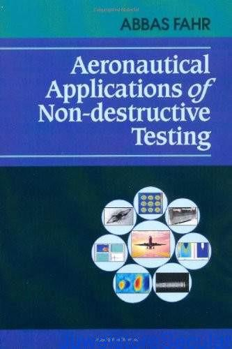 Aeronautical Applications of Non-destructive Testing-sanapalas