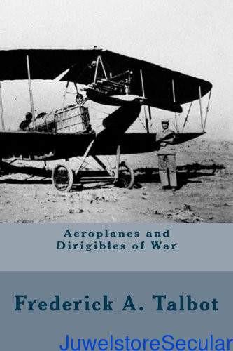 Aeroplanes and Dirigibles of War-sanapalas