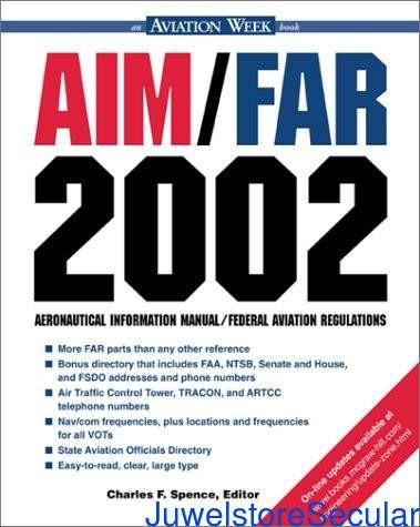 AIM/FAR 2002 (Aviation Week Book)-sanapalas
