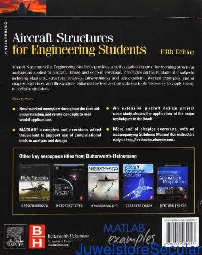Aircraft Structures for Engineering Students (Elsevier Aerospace Engineering)-sanapalas