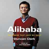 Alibaba: The House That Jack Ma Built: Library Edition Audio CD – Audiobook CD Import-Books-sanapalas