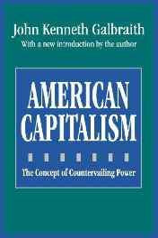 American Capitalism: The Concept of Countervailing Power (Classics in Economics Series) Paperback – Import 30 Jan 1993-Books-sanapalas