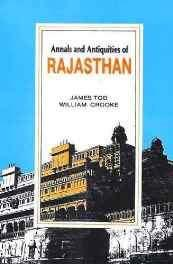 Annals and Antiquities of Rajasthan - Vol. 12&3: Or the Central and Western Rajput State of India Hardcover – 2010-Books-sanapalas