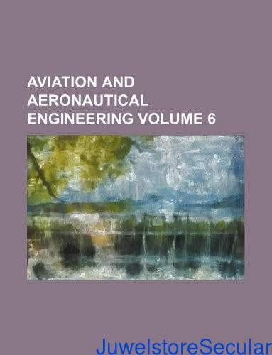 Aviation and Aeronautical Engineering Volume 6-sanapalas