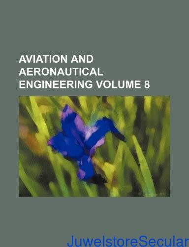 Aviation and Aeronautical Engineering Volume 8-sanapalas