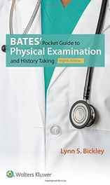 Bates' Pocket Guide to Physical Examination and History Taking Paperback – Import 13 Oct 2016-Books-sanapalas