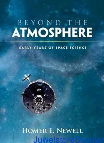Beyond the Atmosphere: Early Years of Space Science (Dover Books on Astronomy)-sanapalas