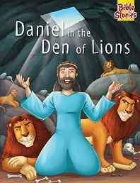 Bible Stories: Daniel In the Den of Lions: 1 Paperback – 12 Jun 2013-Books-sanapalas