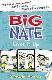 Big Nate Lives It Up Paperback – 5 Jul 2015-Books-sanapalas