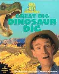 Bill Nye the Science Guy's Great Big Dinosaur Dig Hardcover – Import 1 Dec 2002-sanapalas