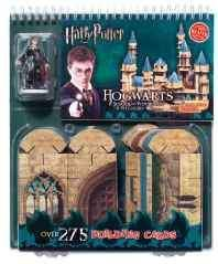 Building Cards: Harry Potter Hogwarts School of Witchcraft and Wizardry Paperback – Import 1 Aug 2009-Books-sanapalas