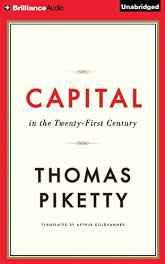 Capital in the Twenty-First Century Audio CD – Audiobook CD Import-sanapalas