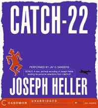 Catch-22 CD Audio CD – Audiobook CD Unabridged-Books-sanapalas