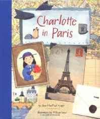 Charlotte in Paris Hardcover – Import 1 Sep 2003-sanapalas