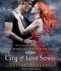 City of Lost Souls (The Mortal Instruments) Audio CD – Audiobook CD Unabridged-Books-sanapalas