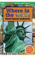 Scholastic Discover More Reader Level 3: Where in the World Staple Bound – 1 Jan 2014-sanapalas