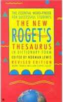The New Roget's Thesaurus in Dictionaryform Library Binding – Import 1 Aug 1990-sanapalas