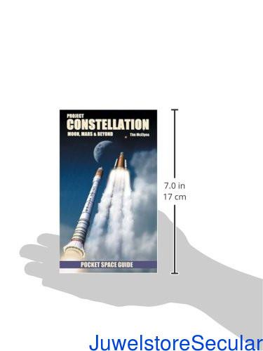 Project Constellation: Moon, Mars and Beyond (Pocket Space Guides) sanapalas