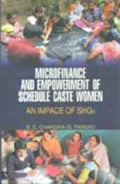 Microfinance and Empowerment of Schedule Caste Women Paperback – 2012-Books-sanapalas
