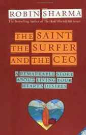 The Saint The Surfer and The CEO Paperback – 2007-sanapalas