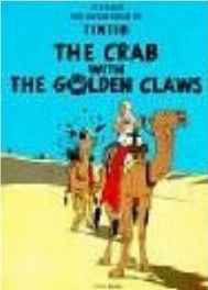 The Crab with Golden Claws (Tintin) Album – 1 Jan 2013 sanapalas