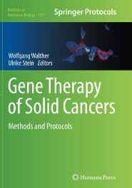Gene Therapy of Solid Cancers: Methods and Protocols (Methods in Molecular Biology) Paperback – Import 9 Oct 2016-Books-sanapalas