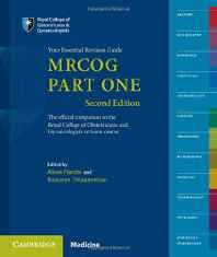 MRCOG Part One: Your Essential Revision Guide Paperback – Import 13 Oct 2016-Books-sanapalas